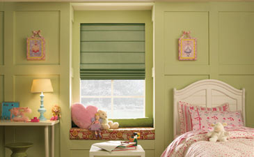 Roman Shades - Blind Magic